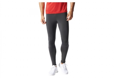 Collant Long adidas running CLIMAHEAT Gris