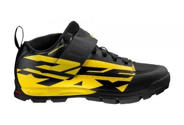 Chaussures Freeride SPD Mavic Deemax Pro Jaune / Noir