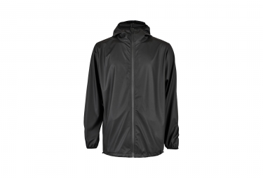 Veste impermeable rains base jacket noir s m