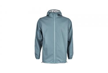 Veste Imperméable Rains Base Jacket Bleu