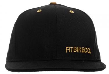 casquette fit insignia 7 5 8 noir or