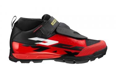 MTB Shoes MAVIC 2017 Deemax Elite Black Red