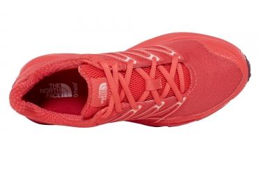 Chaussures de Trail Femme The North Face Litewave Endurance Rose