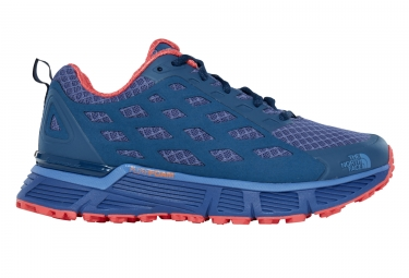 7c2d92b8c0b Chaussures de Trail Femme The North Face Endurus TR Bleu   Rose
