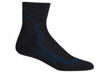 Chaussettes homme icebreaker hike light mini noir bleu 39 41 1 2