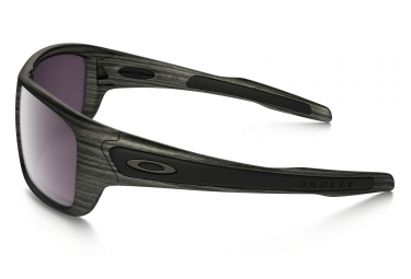 lunettes oakley turbine woodgrain collection gris gris ref oo9263 34