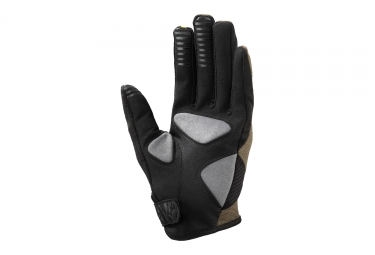 paire de gants mavic 2017 crossride protect marron xl