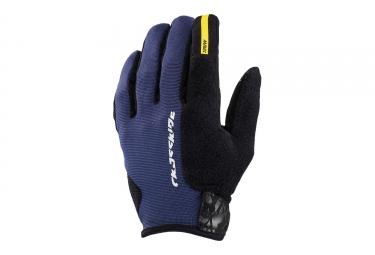 Paire de gants mavic 2017 crossride protect bleu s
