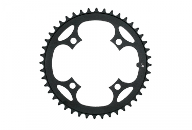 Position One 4 Points Sprocket Black