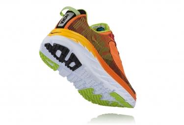 Chaussures de Running Hoka One One Bondi 5 Vert / Orange