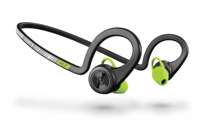 Casque bluetooth plantronics backbeat fit noir