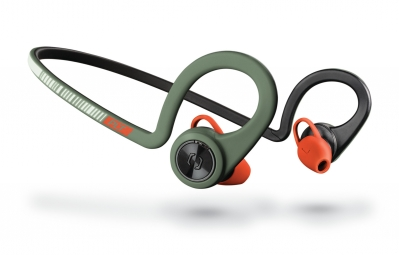Casque bluetooth plantronics backbeat fit kaki