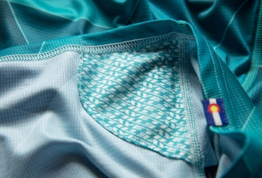 maillot manches courtes yeti alder bleu s