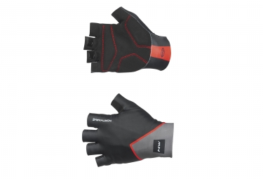 gants courts northwave new extreme graphic noir rouge 2017 l