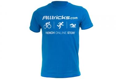 T-Shirt Alltricks Staff Bleu