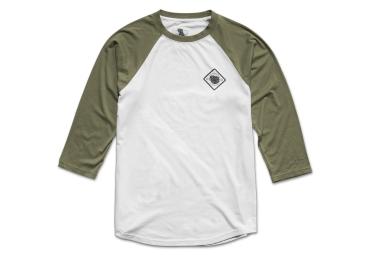T-Shirt Etnies Hellhound Bball Blanc Vert