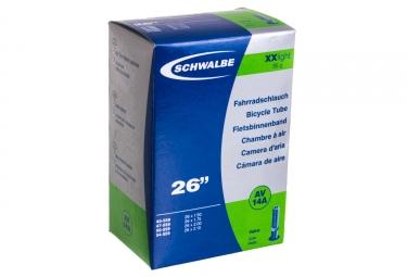 Schwalbe Chambre à air XX Light 26x1.5/2.1 Schrader
