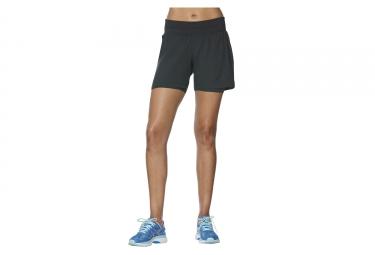 Short 2 en 1 femme asics performance 12cm noir xl