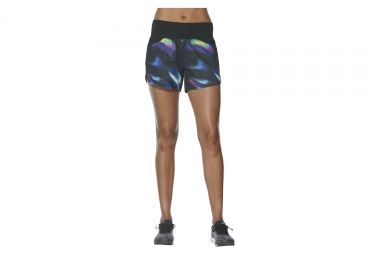 ASICS FuzeX Mesh Short Black Multi-Couleurs