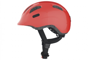 Abus Smiley 2.0 Red Kids Helmet