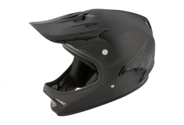 casque integral troy lee designs d2 midnight 3 noir 2017 xs s 53 55 cm