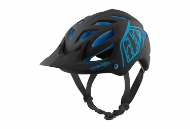 casque troy lee designs a1 classic mips noir bleu xl xxl 60 62 cm