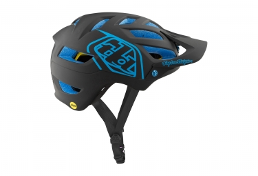 Casco Troy Lee Designs A1 Classic Mips Negro Azul