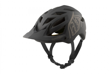 casque troy lee designs a1 classic mips noir m l 57 59 cm