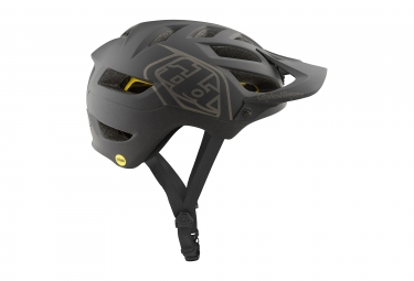 Troy Lee Designs A1 Classic Mips Helmet Black