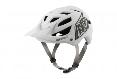 Casque troy lee designs a1 classic mips blanc xl xxl 60 62 cm