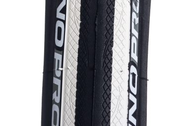 pneu vittoria rubino pro graphene noir blanc 23 mm