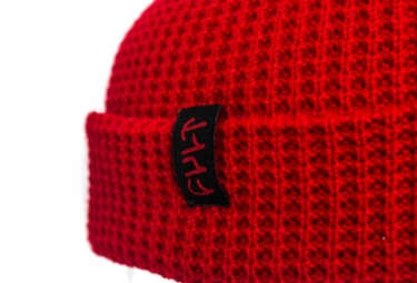 bonnet cult small tag rouge