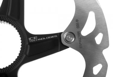 disque de frein shimano deore xt sm rt81 centerlock noir 180 mm