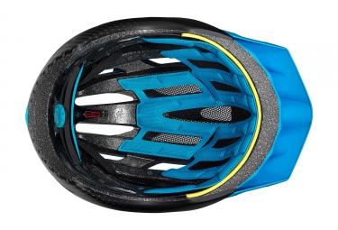 casque mavic 2017 crossmax sl pro bleu noir l 57 59 cm