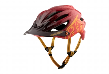 Casque troy lee designs a2 50 50 mips rouge 2017 xl xxl 60 62 cm