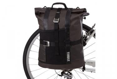 Sacoche de Porte-Bagage Thule Pack´n Pedal Commuter Pannier Noir