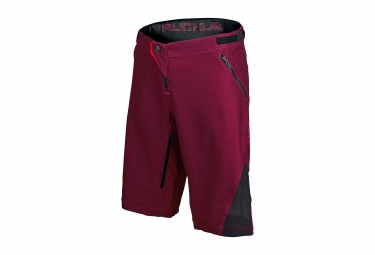 Short avec peau troy lee designs ruckus rouge 30