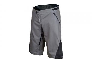 Troy Lee Designs Short Ruckus con Liner Gray
