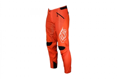 Pantalon troy lee designs sprint orange 2017 34