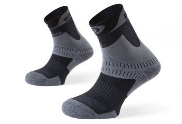 Paire de chaussettes bv sport trek gris 42 44