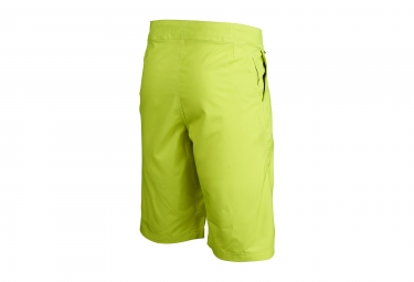 Short avec Peau Enfant Troy Lee Designs Skyline Jaune Fluo 2017