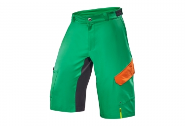 short vtt mavic 2017 crossmax pro vert sous short non inclu xl