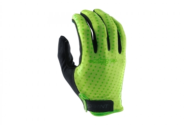 Gants longs troy lee designs sprint jaune 2017 m