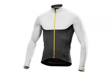 maillot manches longues mavic 2017 ksyrium pro noir blanc xl