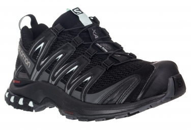 SALOMON XA PRO 3D Shoes Women Black Blue