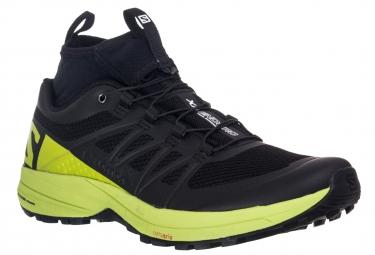 SALOMON XA Enduro Shoes Black Green