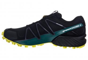Chaussures de Trail Salomon SPEEDCROSS 4 Jaune / Noir