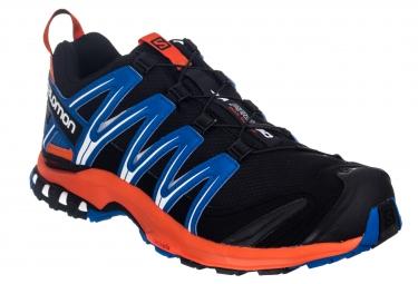 SALOMON XA PRO 3D GTX Shoes Black Blue Orange