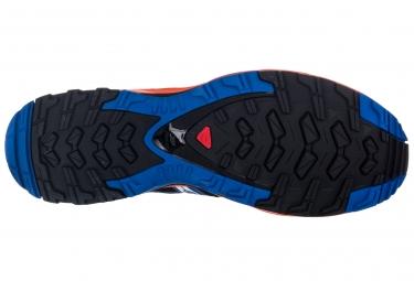 salomon xa pro 3d gtx noir bleu orange 42 2 3