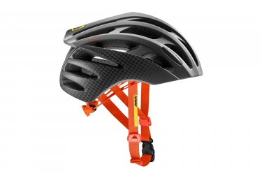 casque mavic 2017 ksyrium pro anthracite orange m 54 59 cm
